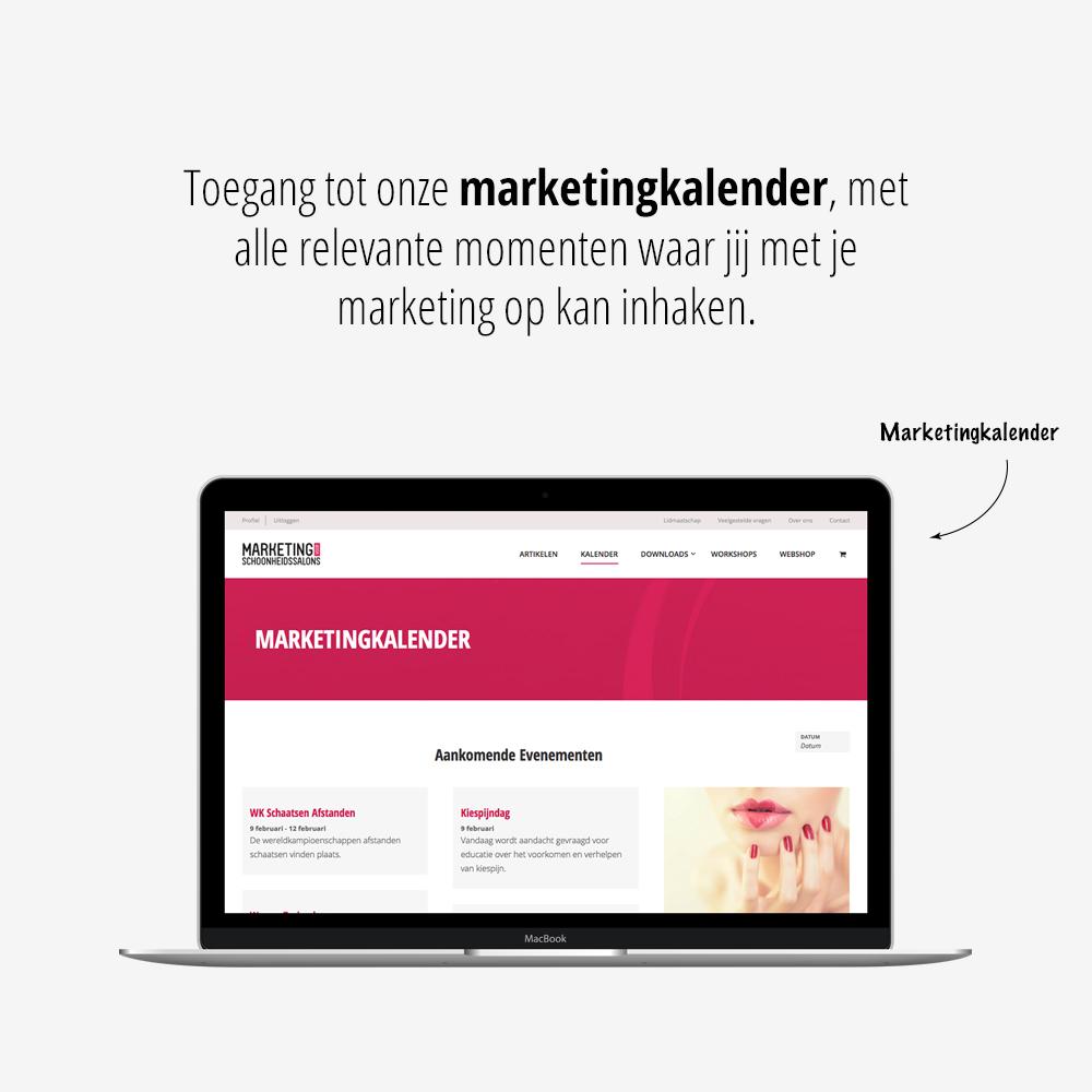 Marketing voor Schoonheidssalons - Visual lidmaatschap